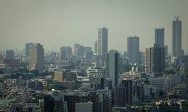 Городской пейзаж токио, Японии Стоковое Фото
