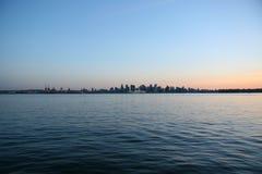 городской пейзаж Стоковая Фотография
