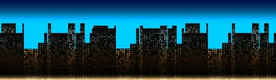 городской пейзаж бесплатная иллюстрация