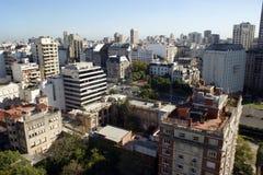 городской пейзаж buenos aires Стоковые Изображения