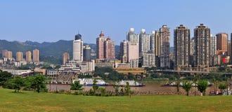 Городской пейзаж Chongqing Стоковое фото RF