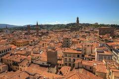 Городской пейзаж Firenze Стоковые Изображения RF