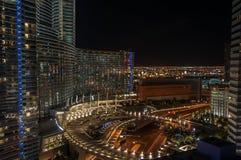 Городской пейзаж Las Vegas Стоковая Фотография RF