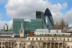 городской пейзаж london Стоковые Изображения