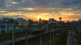 городской пейзаж moscow Стоковая Фотография RF