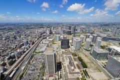 городской пейзаж yokohama Стоковое фото RF