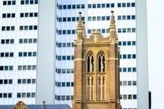 городской houston texas Стоковые Фото