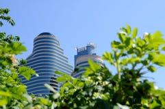 городской minneapolis Стоковое Изображение RF