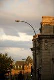 городской montreal стоковое фото