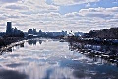 городской pittsburgh Стоковая Фотография