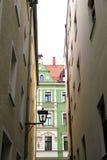 городской regensburg Стоковая Фотография RF