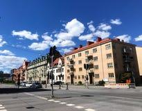 Город Ã-rebro 15 стоковые фото