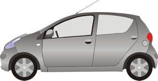 город автомобиля малый Стоковое фото RF