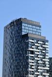 Город Брюсселя исторический и европейский парламентский город стоковые фото
