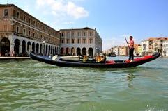 Город Венеция, Италия Стоковое Фото