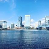 Город взгляда Стоковое Изображение RF