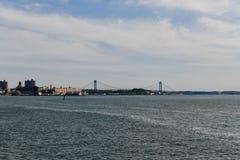 город городское New York Стоковое Изображение RF