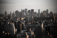 город городское New York стоковые изображения rf