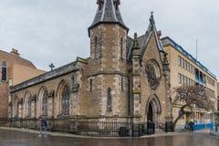 Город Данди церков St Panmure & St Euclid Стоковые Изображения RF