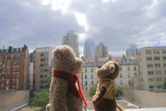 Город для детей Стоковые Фотографии RF