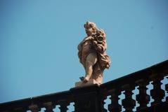 Город Дрездена Германии стоковая фотография