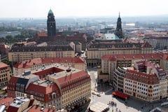 Город Дрезден Стоковое фото RF