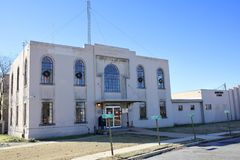 Город западного окружной суд Мемфиса Арканзаса Стоковая Фотография RF