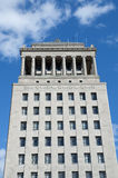 город здания высокорослый Стоковые Фото