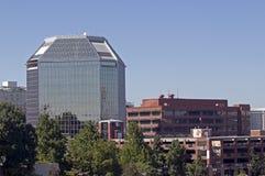 город здания Стоковая Фотография