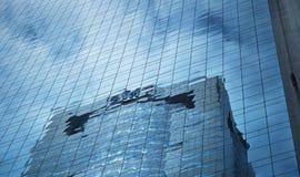 город здания bangkok Стоковое фото RF