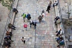 Город Иерусалима старый стоковое фото rf