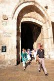 Город Иерусалима старый стоковое изображение rf