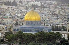город Иерусалим старый Стоковая Фотография RF