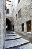 город Иерусалим старый Стоковое Фото
