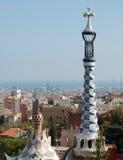 город Испания barcelona Стоковое Изображение