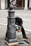 Город Италии, Тревизо стоковые фото