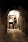 город Италия старый ragusa Стоковые Изображения RF