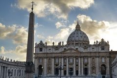 город Италия rome vatican стоковая фотография
