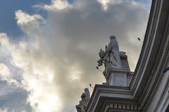 город Италия rome vatican Стоковое Фото