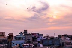 Город Карачи стоковое изображение rf