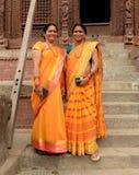 Город Катманду, Napel Стоковые Изображения