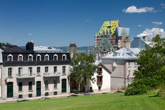 город Квебек Канады Стоковые Фото