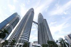 город Куала Лумпур Стоковое Изображение