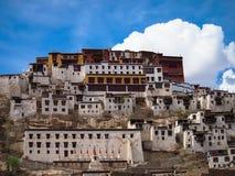 Город ландшафта ladakh Lah, Индии стоковая фотография