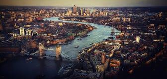 Город Лондона Стоковые Изображения