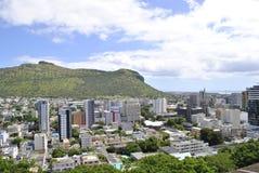 Город, Маврикий стоковые изображения