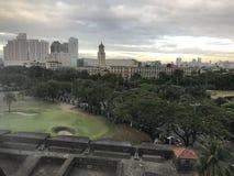 Город Манилы Стоковая Фотография
