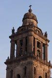 город Мексика собора Стоковое фото RF