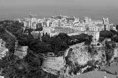 город Монако старое Стоковые Изображения