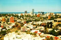 Город Монтевидео, Уругвая Стоковое Изображение